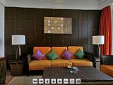 酒店房间全景360°展示