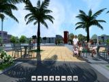 广场风景全景360°展示